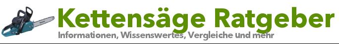 Kettensäge Ratgeber 2017